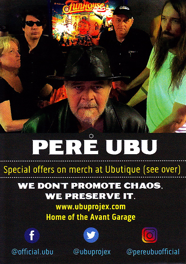 Flyer Ubutique