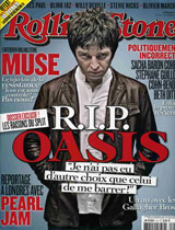 Rolling Stone 14, octobre 2009
