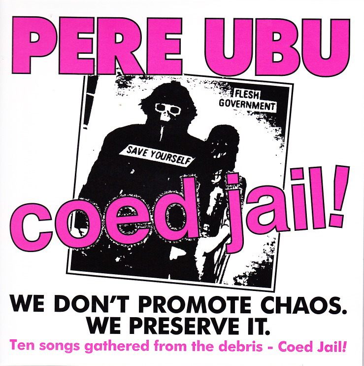 cd compilation Coed Jail
