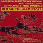 cover Blame The Messenger