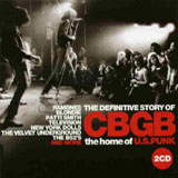 CBGB, Home of US punk