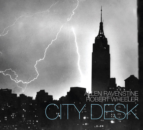 City Desk cd